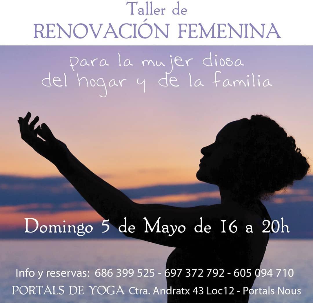 renov femenina 5 mayo